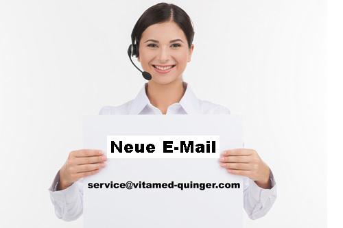 Änderung Kontaktmail