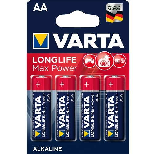 Varta Longlife Max Power AA 4706 4er Blister