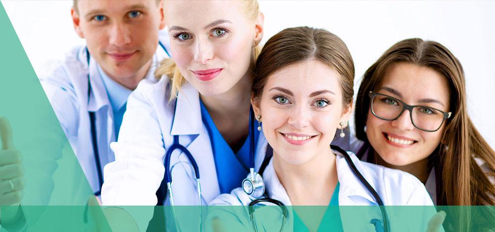 Erfahrung in der Medizin und Pflege